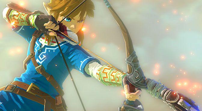 Aouma fa il misterioso su link e parla del design del nuovo Zelda per Wii U