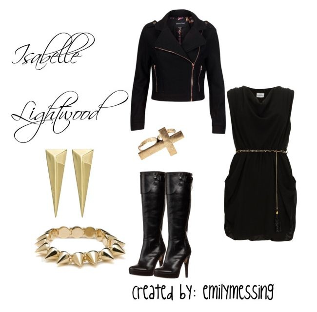 98 best Shadowhunter outfits images on Pinterest | My ...