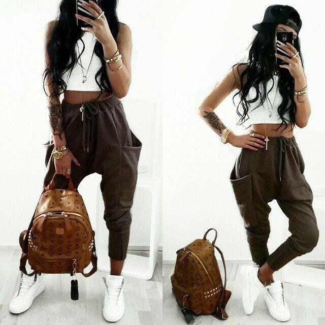 ciara outfits baggy pants - 640×640