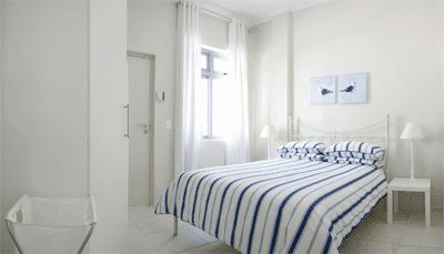Self catering accommodation, Muizenberg, Cape Town   Bedroom 1   http://www.capepointroute.co.za/liveit-muizenberg.php
