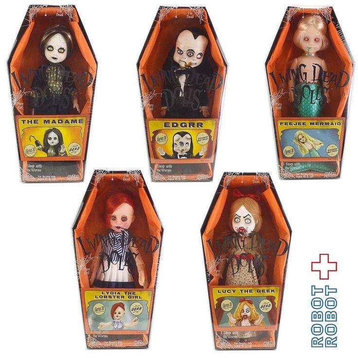 LDDリビングデッドドール シリーズ30  Living Dead Dolls LDD Series 30 #LivingDeadDolls #リビデ #リビングデッドドールズ  #LDD #MEZCO #doll #ドール #お人形 #blythe #ブライス #アメトイ #アメリカントイ #おもちゃ #おもちゃ買取 #フィギュア買取 #アメトイ買取 #中野ブロードウェイ #ロボットロボット  #ROBOTROBOT  #中野 #WeBuyToys  #リビングデッドドールズ買取