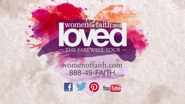 Women Of Faith - Loved - The Farewell Tour 2015