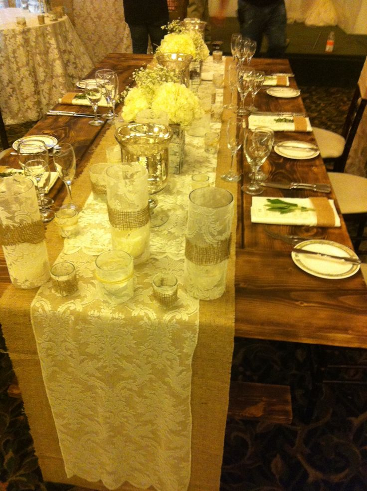 You see this rustic/harvest table created by non other then @Nikki Proietto