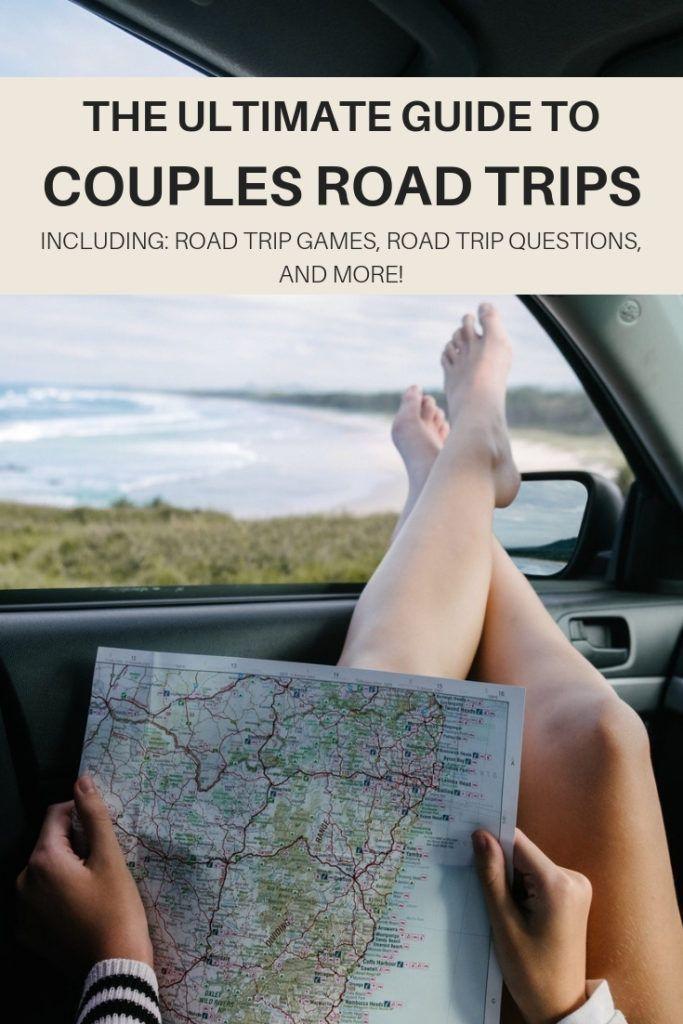 O melhor guia para uma viagem de carro para casais – sem brigar!   – Road Trip Travel