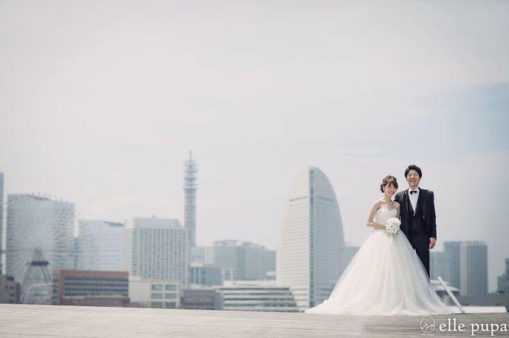飛び出せ関西 at 横浜前撮り |*ウェディングフォト elle pupa blog*|Ameba (アメーバ)