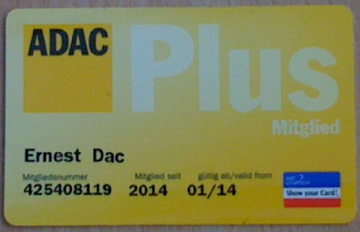 sulP CADA caD tsenrE Ernest Dac ADAC Plus