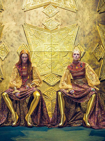 Maquiador dá vida aos doze signos do zodíaco para um famoso e cobiçado calendário do Oriente Médio. Confira as imagens - Portal da Maquiagem