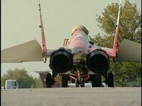 MiG-29OVT Thrust Vectoring