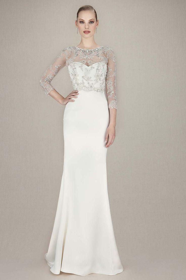 85 best Our Wedding Dresses images on Pinterest | Short wedding ...