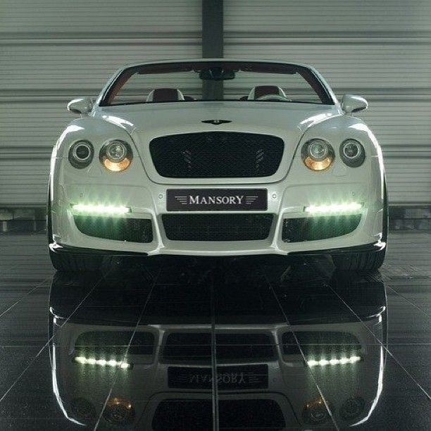 Bentley GTC by Mansory. Outstanding beauty.