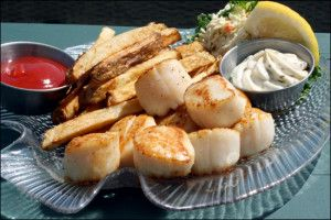Grilled-digby-scallops-nova-scotia - Okay, I need to win a trip there. Seriously. My mouth is watering as I fill in this description!!! #WinWithDigbyPines