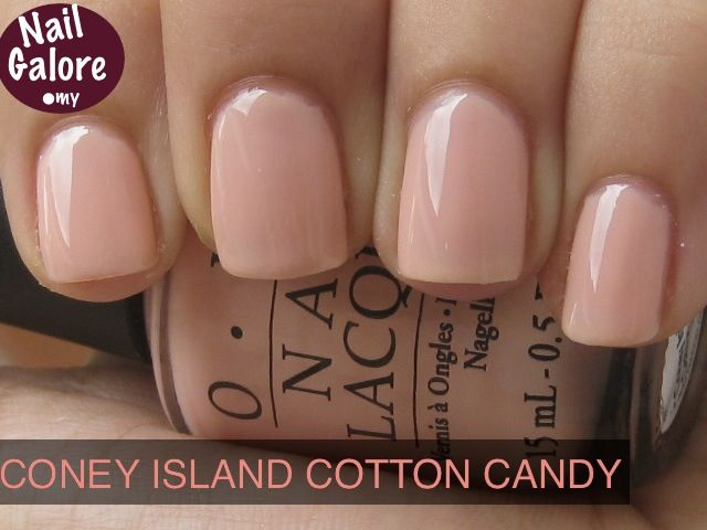 Coney Island Cotton Candy