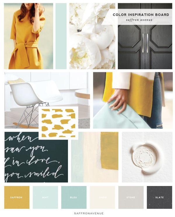 SaffronAvenue-ColorInspiration