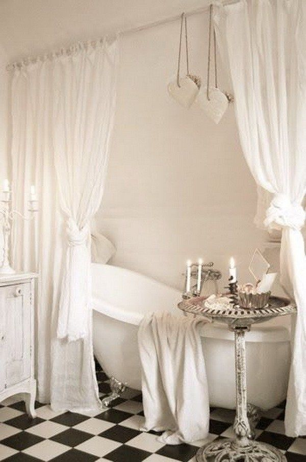 Chic Bathroom Decor best 25+ chic bathrooms ideas on pinterest | neutral bathroom