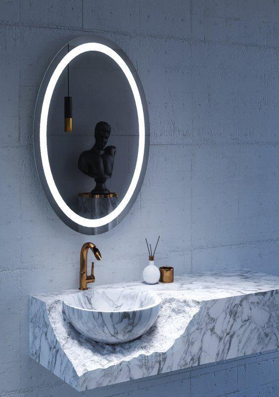 Victoria Led Lighted Bathroomvanity Mirror Interior Decoration