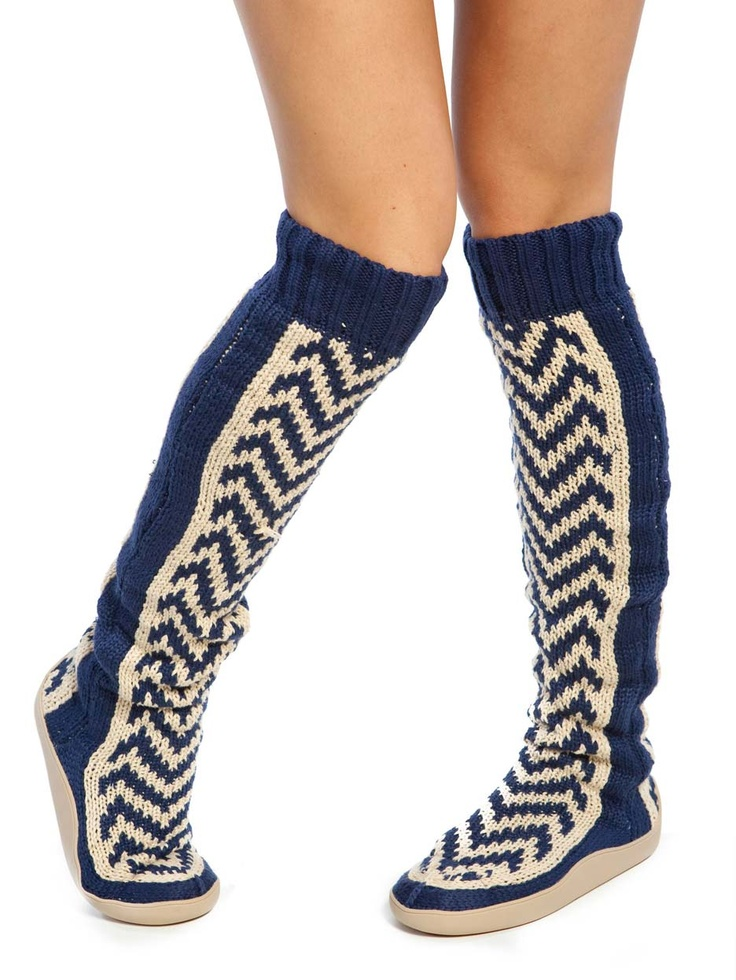 Cool Footwear: Cream Navy High, Footwear Knits, Gypsyz Cream Navy, Snakes Gypsyz, Cozy Knitwear, Shops Woman, Super Comfy, Sweaters Boots, Crochet Boots