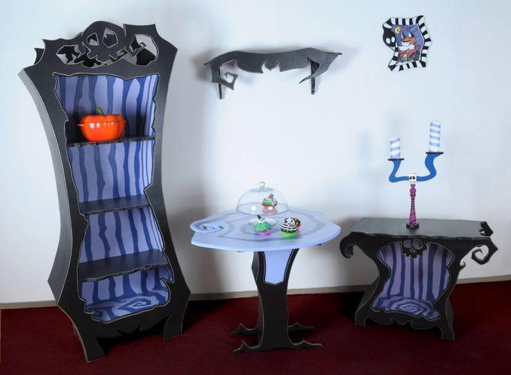 Nightmare before Christmas furniture