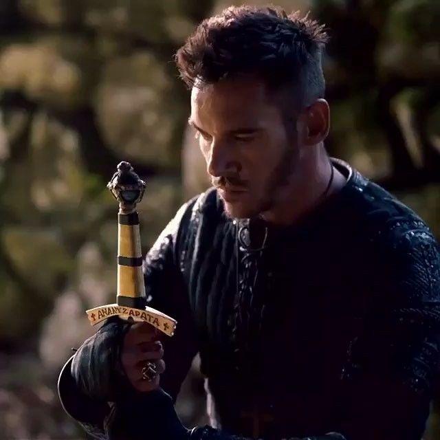 new trailer from @historyvikings twitter  #Heahmund #JonathanRhysMeyers #vikings #vikings5 #trailer #newtrailer #vikingshistory #jonathanrhysmayers #jonathanrhysmeyers #jrm_2017 #джонатанризмайерс #джонатанрисмайерс #TamaraLA