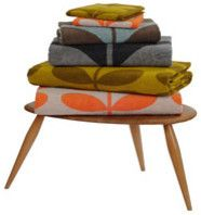 Stem Jacquard Towel contemporary towels orla kiely