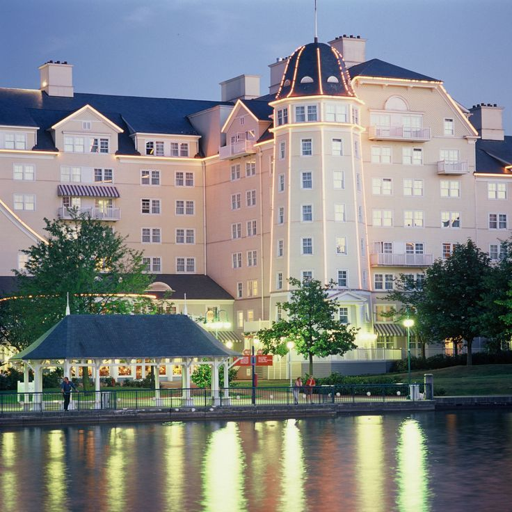 Stay with us at Disney's Newport Bay Club Hotel on Lake Disney with thedreamtravelgroup.co.uk