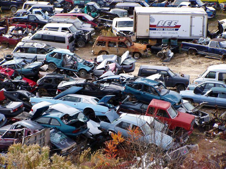 Junk Yard Near Me Abandoned cars, Action movies, Abandoned