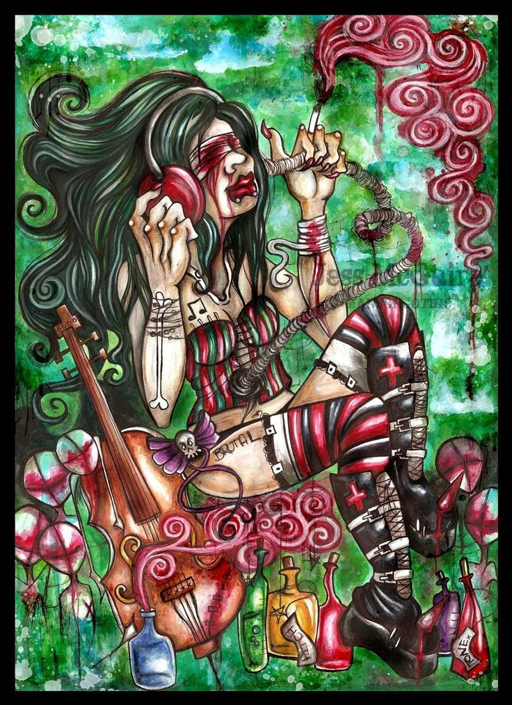 .SOur.SOunds. by mansongothic on deviantART Art