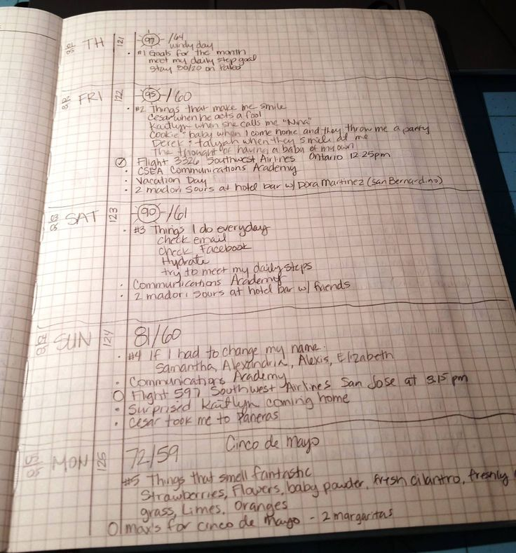 Task spread. I like this. Love graph paper notebooks