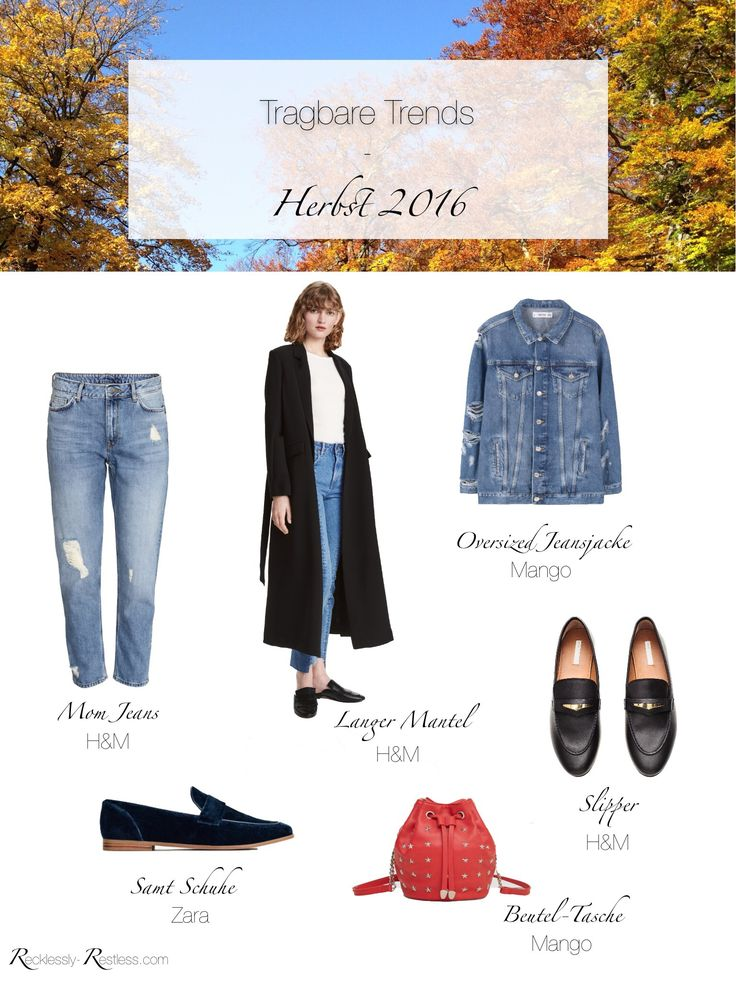 Herbst Trends 2016 - Tragbare Trends