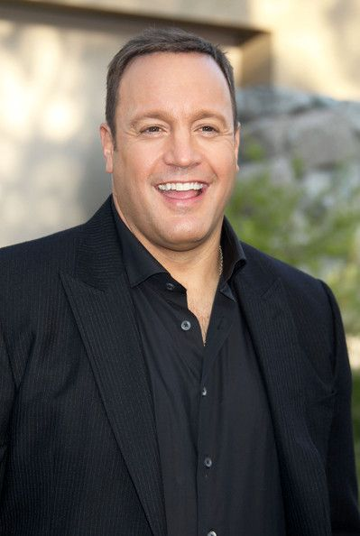 Kevin James is adorably funny.