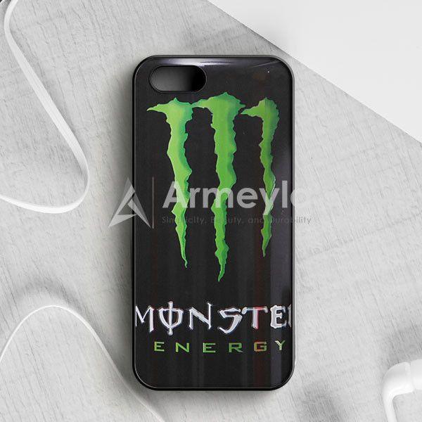 Monster Energy West Coast Customs iPhone 5 5S SE Case   armeyla.com