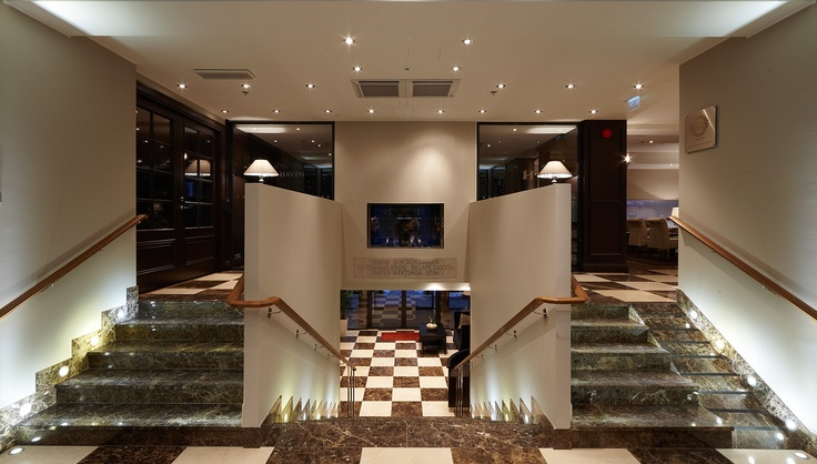 The inside entrance to our reception and elegant beautiful bar Haven.