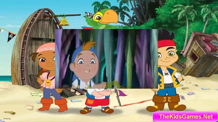 Jake and the NeverLand Pirates ـ ''A Bad Case of the Barnacles!'' Full E...