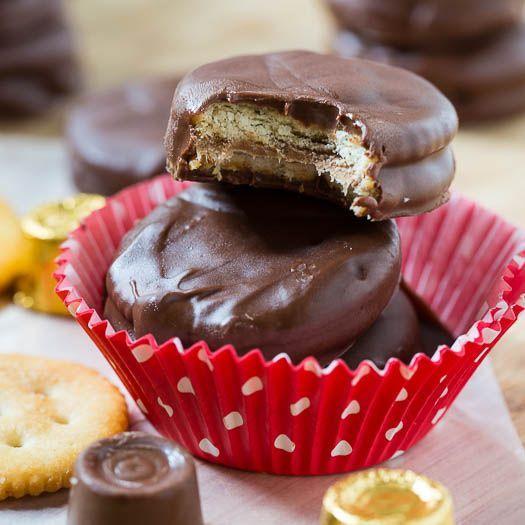 #sweetness #chocolate #saltiness #together #cracke…