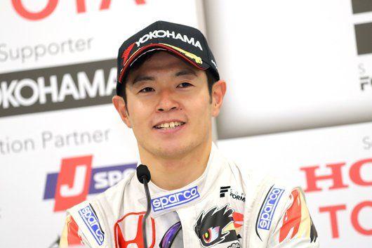 山本尚貴、狩野恵里アナとの結婚を報告  [F1 / Formula 1]