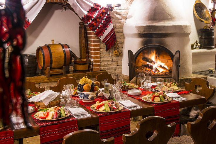 Am aranjat masa. Acum va asteptam sa poftiti pe la noi! #food #cluj #romania