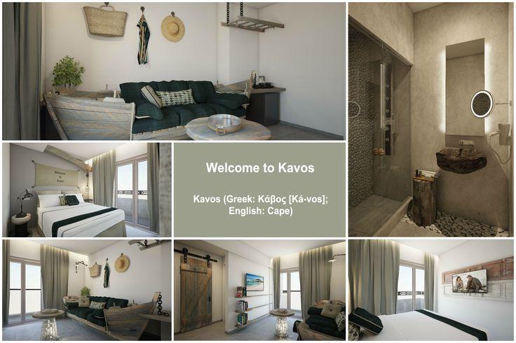 Kavos Suite - Elakati Luxury Boutique #Hotel #Rhodes #Greece #travel #visitgreece