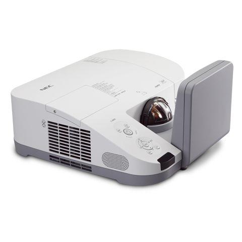 combo package nec npu310w 3100lumen ultra short throw projector da