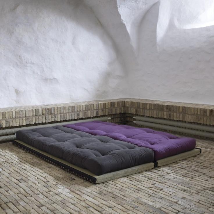Yli tuhat ideaa matelas futon pinterestiss futon banquette convertible ja - Matelas futon canape ...