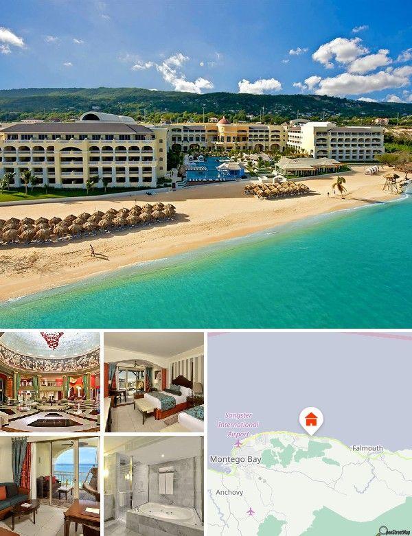L'hôtel se trouve au bord d'une belle plage de sable blanc, à Montego Bay (Rose Hall), en Jamaïque. Compter 20 km pour rejoindre le centre de Montego Bay et 20 min pour l'aéroport international de Montego Bay.