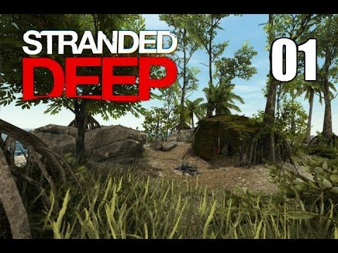 http://minecraftstream.com/minecraft-gameplay/lets-play-stranded-deep-gameplay-part-1-im-terrified-of-sharks/ - Let's Play Stranded Deep Gameplay Part 1 - I'M TERRIFIED OF SHARKS!  Let's Play Stranded Deep Gameplay Part 1! In the first part of this Stranded Deep Let's Play, iBlueKnightMC is Stranded on an island and figures out how to play Stranded Deep with fun Gameplay! Don't forget to leave a like! ►Subscribe here:...