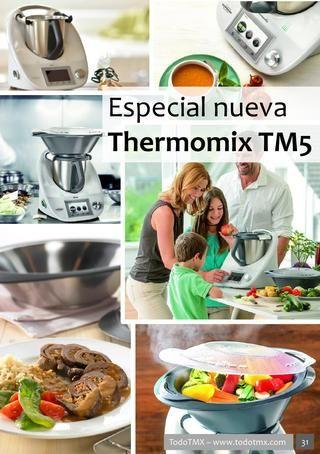 Recetas especiales - TodoTMX / Todo Thermomix por TodoTMX - issuu