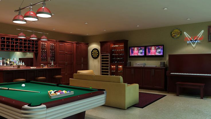 10 Best Man Cave / Game Room / Media Images On Pinterest