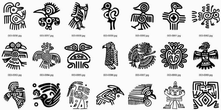 grecas mayas - Buscar con Google | dibujos precolombinos | Pinterest