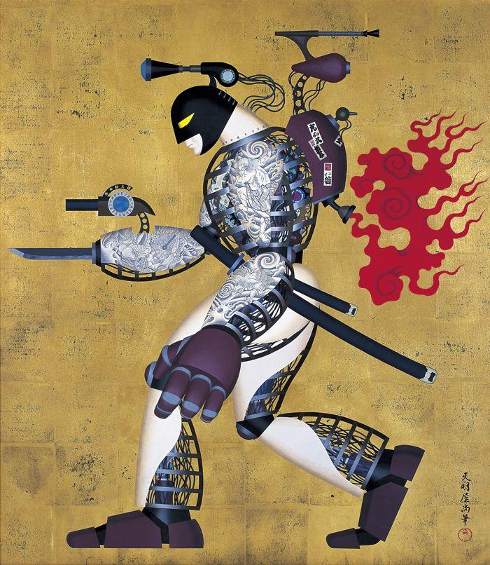 JAPANESE SPIRIT NO.13, , Tenmyouya Hisashi - 2000