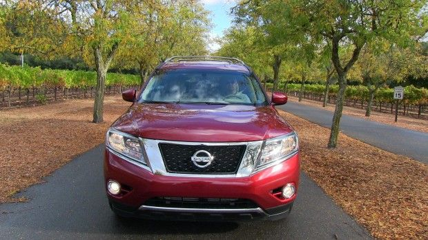 #2013 #Nissan #Pathfinder 0-60 MPH First Drive and #Review by #tflcar