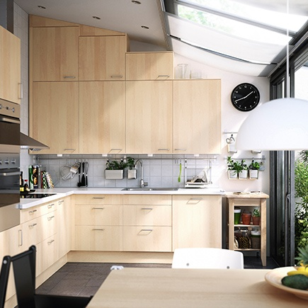 Ikea Kitchen Birch best 25+ birch wood kitchen worktops ideas only on pinterest