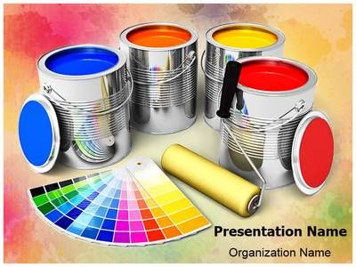 18 best real estate powerpoint templates images on pinterest ppt check out our professionally designed paint shade card ppt template download our toneelgroepblik Choice Image