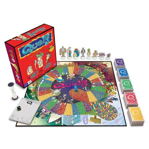 Quelf Board Game « Delay Gifts