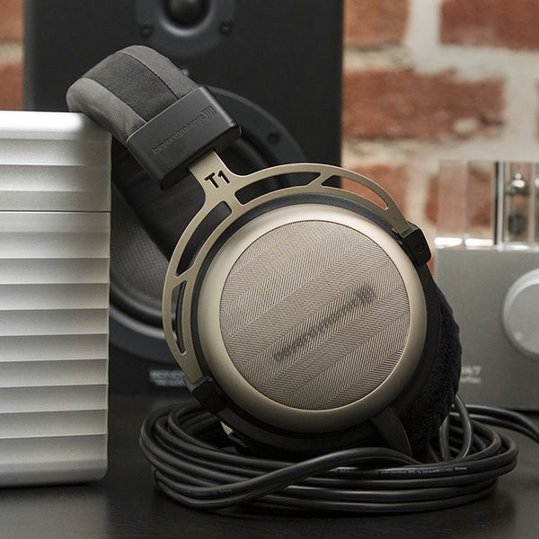 Beyerdynamic T1 Audiophile Headphone - Massdrop