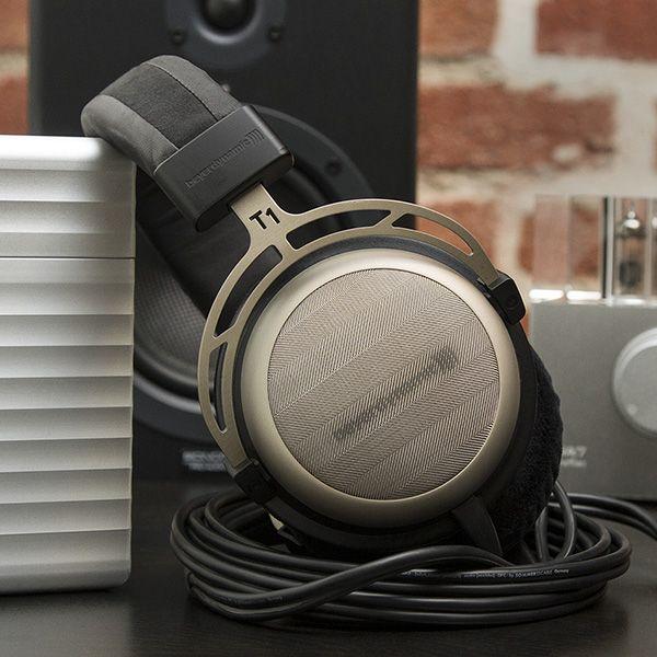 Beyerdynamic T1 Audiophile Headphone - Massdrop
